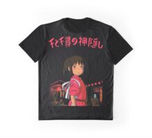 Spirited Away - Studio Ghibli Graphic T-Shirt