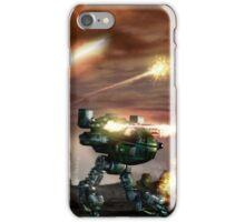 Mech Battle iPhone Case/Skin