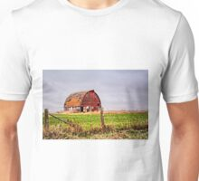 Clouds over Royal Barn 2 Unisex T-Shirt