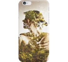 Autumn Leaves - Multiple Exposure. iPhone Case/Skin