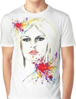 brigitte  Graphic T-Shirt