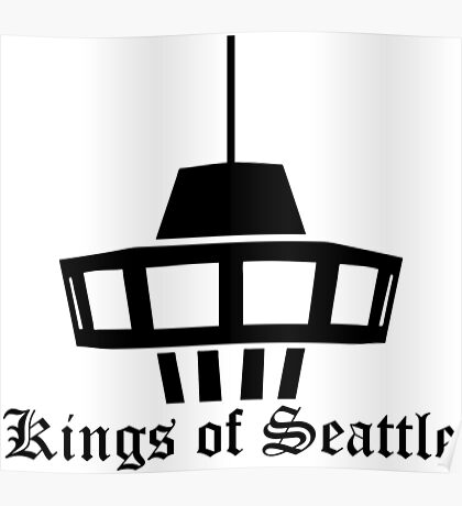 Kings of Seattle Poster