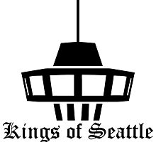 Kings of Seattle Photographic Print