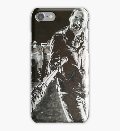 Negan - This is Lucille  iPhone Case/Skin