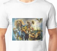 aztec heritage Unisex T-Shirt