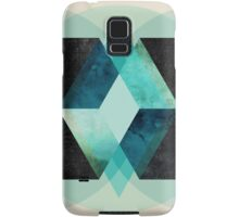 Galaxy Hex Samsung Galaxy Case/Skin