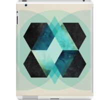 Galaxy Hex iPad Case/Skin