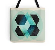 Galaxy Hex Tote Bag