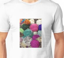 Yarn from Chile Unisex T-Shirt