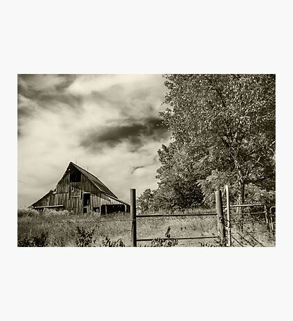 Faded Memories Photographic Print