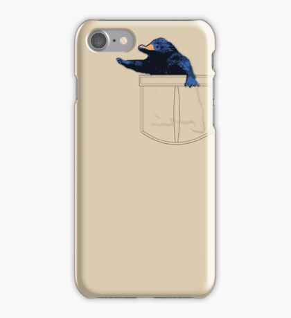 You've got a tiny beast in your pocket! iPhone Case/Skin