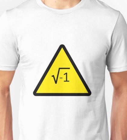Caution : Not a Number Unisex T-Shirt
