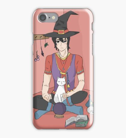 Witch Keith - Voltron iPhone Case/Skin