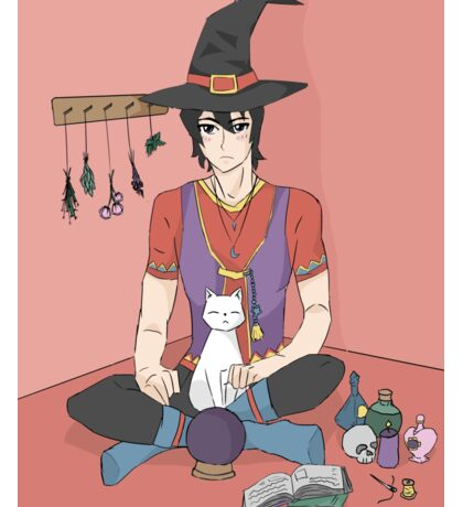 Witch Keith - Voltron Sticker