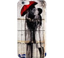 old book drawing famous people iPhone Case/Skin