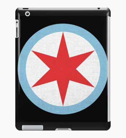Captain Chicago iPad Case/Skin