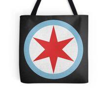 Captain Chicago Tote Bag