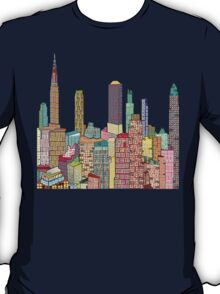 new york living T-Shirt