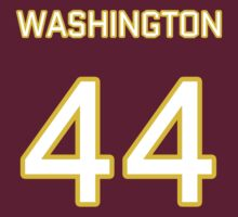 Washington Football (I) by ndaqb
