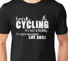 Bicycle - Cycling It's Not A Hoobby Unisex T-Shirt