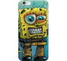 Grunge Bob iPhone Case/Skin