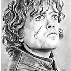 Peter Dinklage miniature by wu-wei