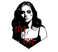 FAITH LEHANE: five by five Photographic Print