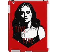 FAITH LEHANE: five by five iPad Case/Skin
