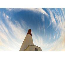 Barnegat Lighthouse,  NJ Photographic Print