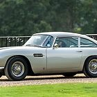 Aston Martin DB5 by MarcW