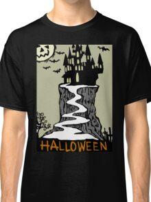Halloween castle Classic T-Shirt