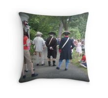 A Historic Day To Celebrate Throw Pillow