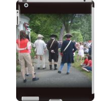 A Historic Day To Celebrate iPad Case/Skin