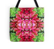 Tropical Kaleidoscapes 4 Tote Bag