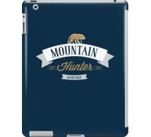 Mountain Hunter iPad Case/Skin