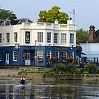 The Ship on Thames Bank, Mortlake by MarcW