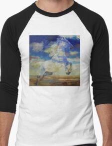 Apache Dreaming Men's Baseball ¾ T-Shirt
