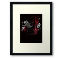 Spiderman Framed Print