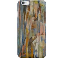 Wild Horses Abstract iPhone Case/Skin
