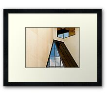 Architectural Detail Framed Print