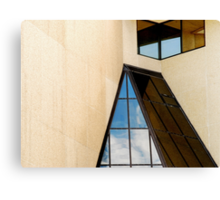 Architectural Detail Canvas Print