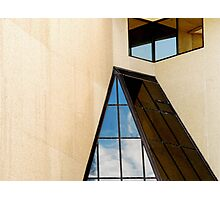 Architectural Detail Photographic Print