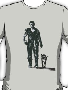 MAD MAX - The Road Warrior Custom Poster T-Shirt
