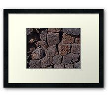 Irish Peat Framed Print