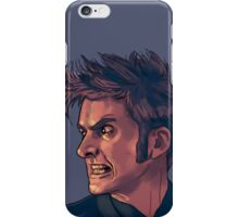 David Tennant - Sketchy Portrait 3 iPhone Case/Skin