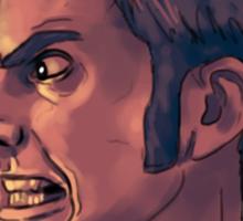 David Tennant - Sketchy Portrait 3 Sticker
