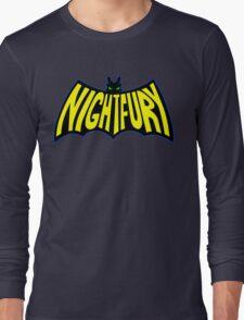 Na Na Na Na Nightfury Long Sleeve T-Shirt