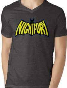 Na Na Na Na Nightfury Mens V-Neck T-Shirt
