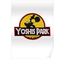 YOSHIS PARK Poster