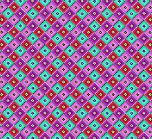 Popping Pez Pattern by PETER GROSS